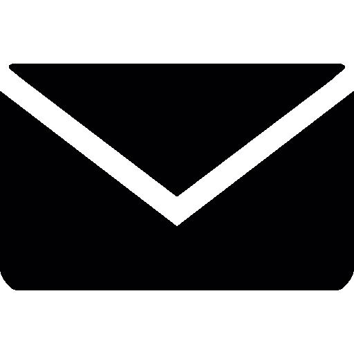 Black Email Envelope Icons Free Download