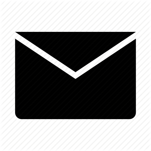 White Mail Icon Transparent Png Clipart Free Download