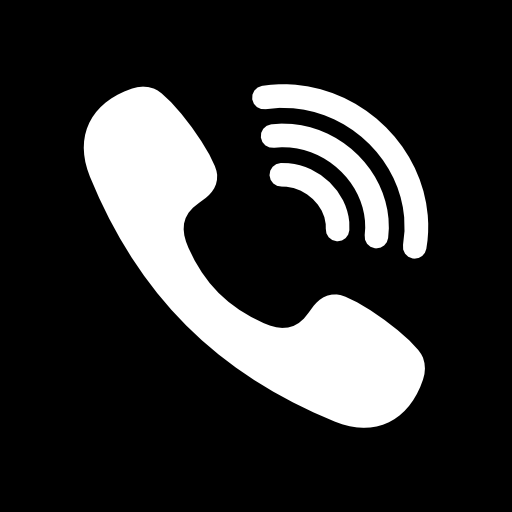 White Phone Transparent Logo Png Images