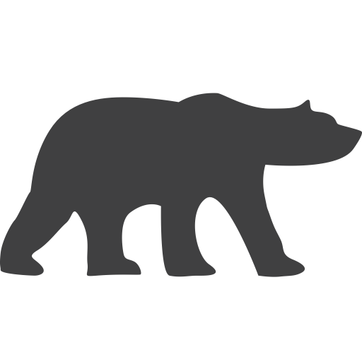 Endangered, Polar Bear, Bear Icon