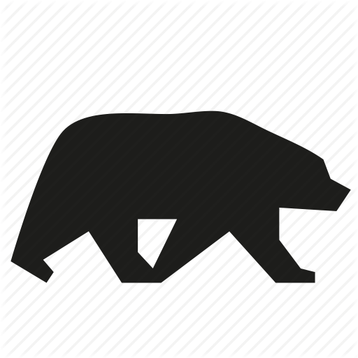 Animal, Bear, Black Bear, Fine Bear, Grizzly, Polar Bear Icon