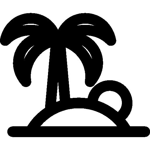 Desert Flat Icon