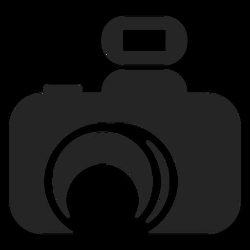 Abstract Camera Icon