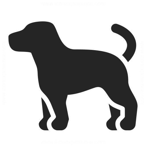 Dog Icon Iconexperience
