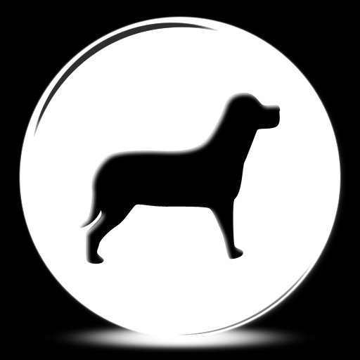 Logos Dog Icon, Logo Design