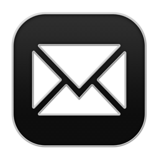 White Email Icon Transparent Png Clipart Free Download
