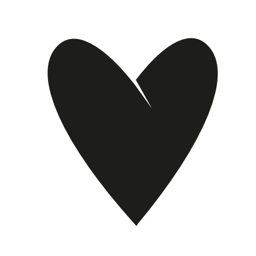 Black Heart Shape Icon Download Free Icons