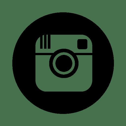 Instagram Icon Black Pngassociation Of Legal Administrators South