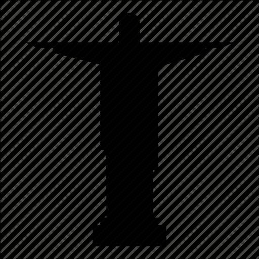 Black Jesus Icon