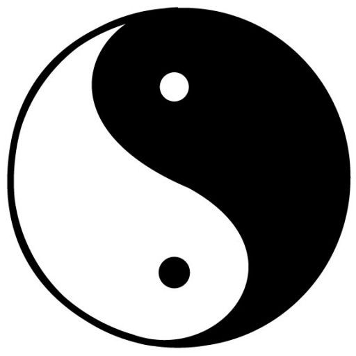 This Signs Represents The Harmonization Of Duality It Signifies
