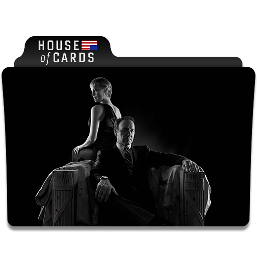 House Of Cards Folder Icon