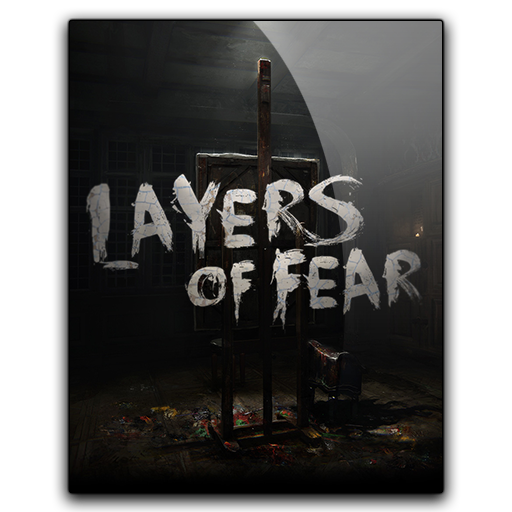 Icon Layers Of Fear