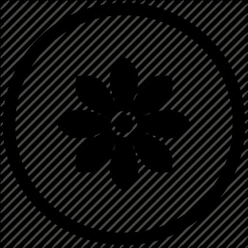 Black Rose Icon