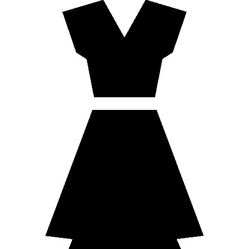 Female Black Dress