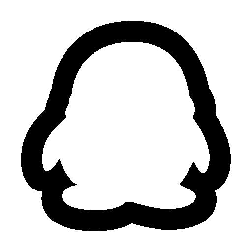 Qq Messenger Icon Png Social Nexus Coin Line Free