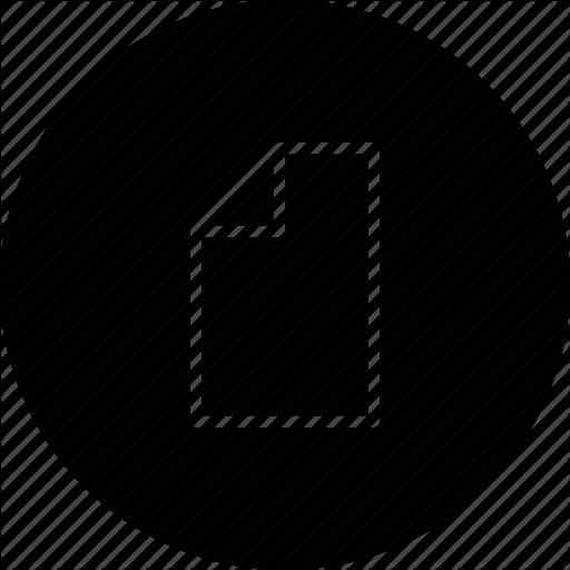 Blank, Document, File, Papaer, Sheet Icon