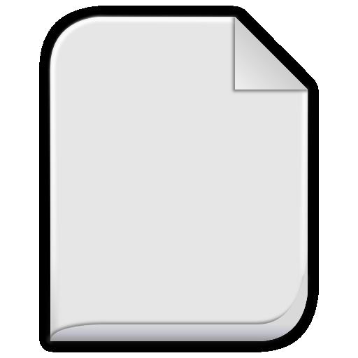 Empty Icon Leaf Mimes Iconset Untergunter