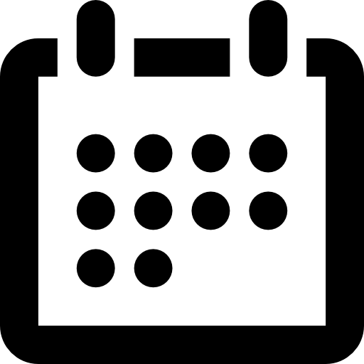Calendar Icon Icons Free Download
