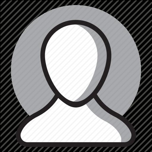 Blank Face Icon