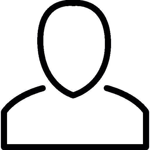 Blank User Profile