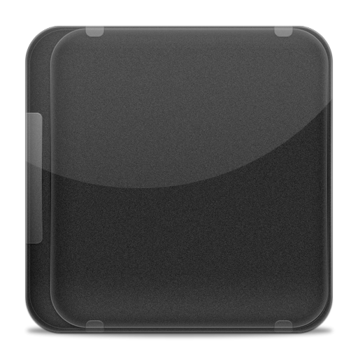 Tunes Cover Blank Icon
