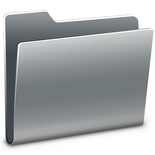 Blank, Folder Icon Free Of Hyperion Icons