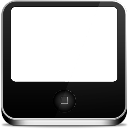 Touch Screen Blank Icon