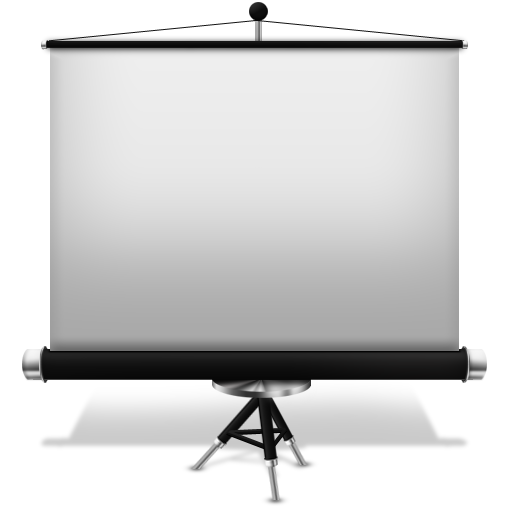 Blank Keynote Icon Free Icons Download