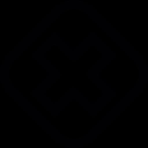 Cross Symbol, Bleach, Toxic, Shapes, Cross, Cross Mark Icon