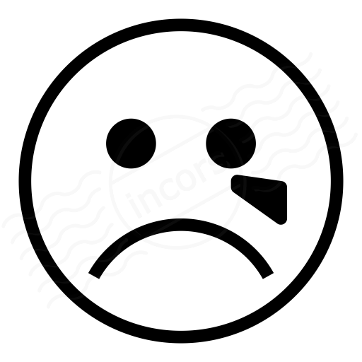 Iconexperience I Collection Emoticon Cry Icon