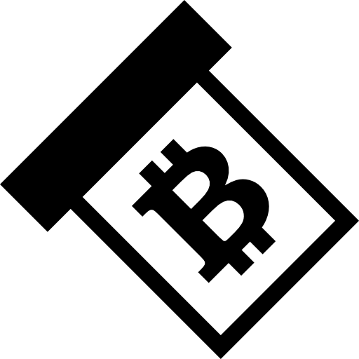 Bitcoin Withdraw Symbol Icons Free Download