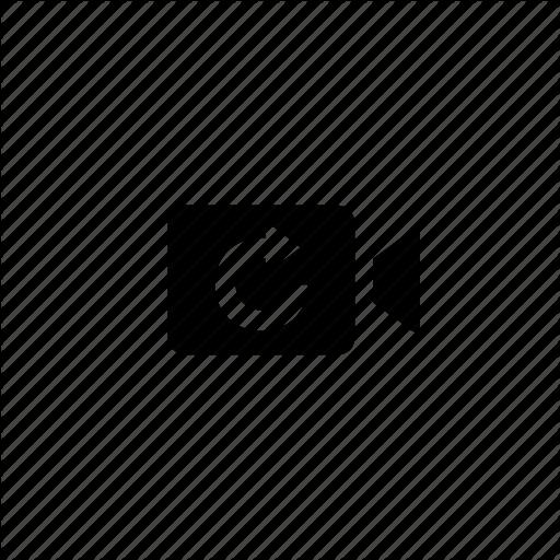 Camera, Media, Refresh, Rewind, Update, Video Icon