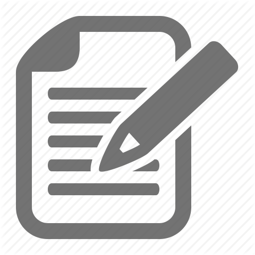 Article, Blog, Document, Edit, Pencil, Post, Write Icon