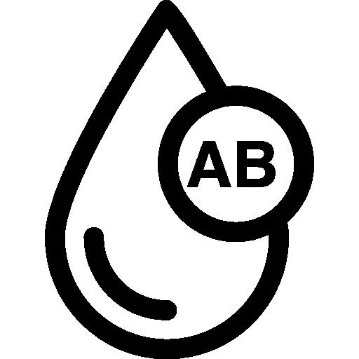 Blood Type Ab Icons Free Download