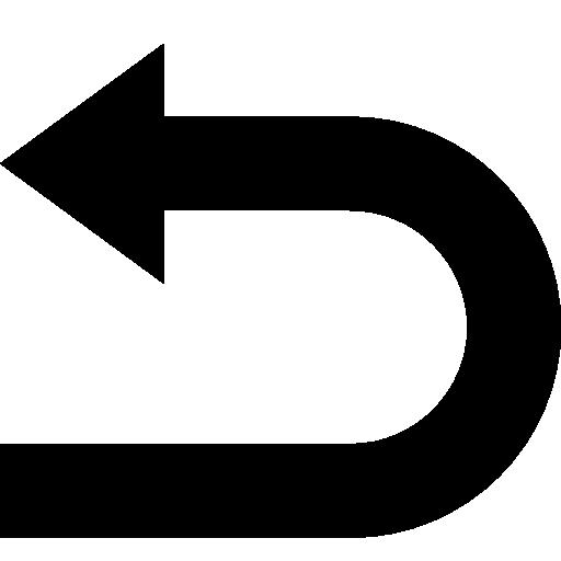 Arrows Undo Icon Android Iconset