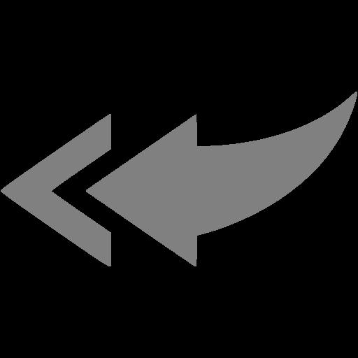 Gray Arrow Icon