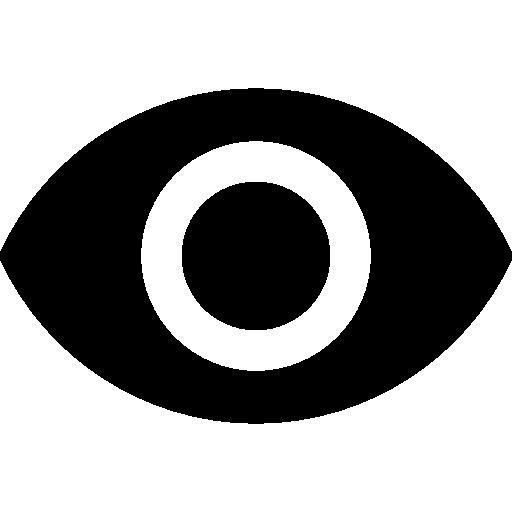 Eye Close Up Icons Free Download