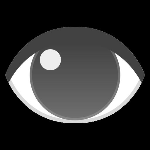 Eye Icon Noto Emoji Clothing Objects Iconset Google