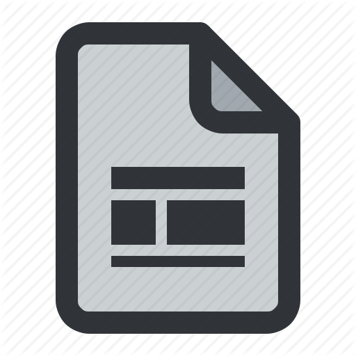 Data, Document, File, Files, Layout, Type Icon