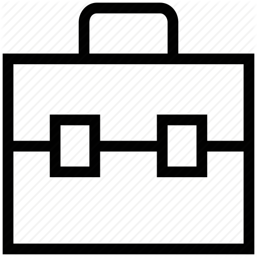 Folder, Office Bag, Office Case, Official Bag, Portfolio Icon