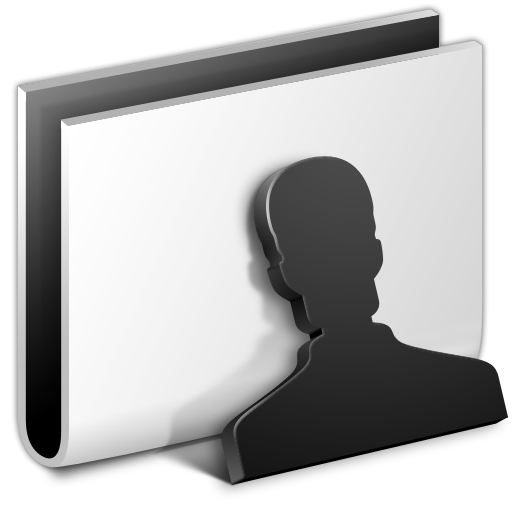 Folder, Users Icon Free Of Blend Icons