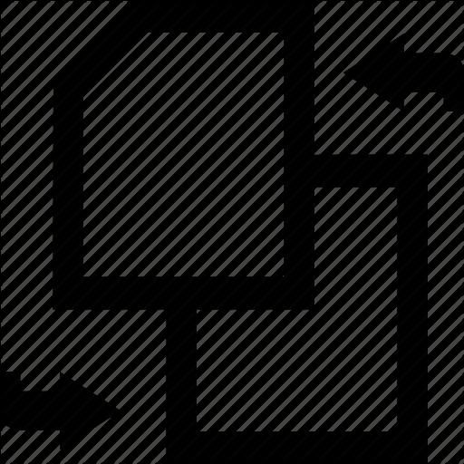 Copy, Documen, File, Folder Icon
