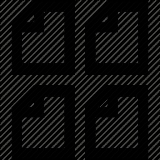 Copy, Document, File, Folder Icon