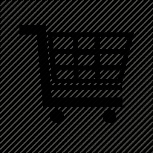 Business, Trolley, Ui, Web Icon