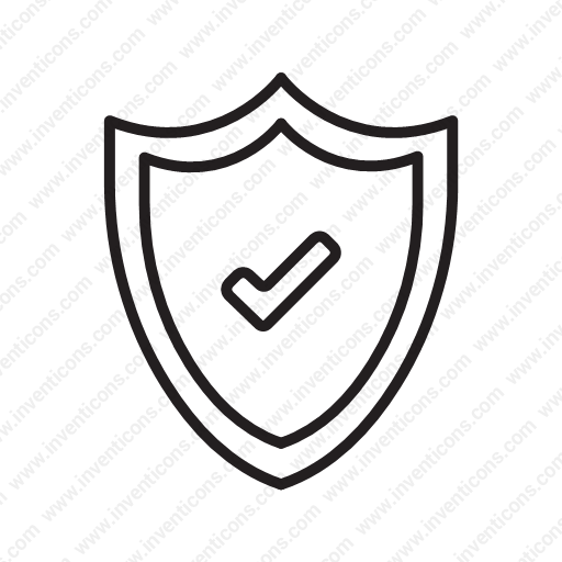 Download Security,protection,shield,secure,shield Icon Inventicons