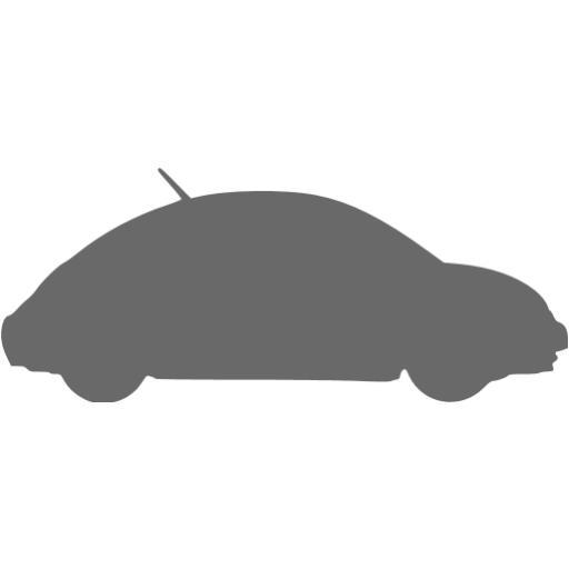 Dim Gray Car Icon