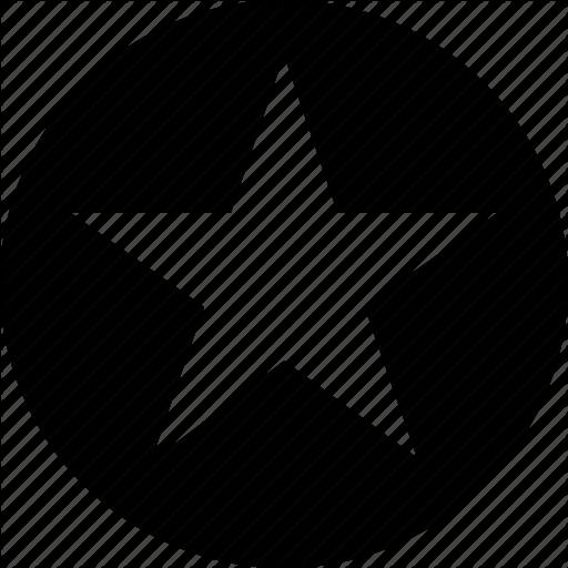 White Star In Red Circlesvg Logo Image