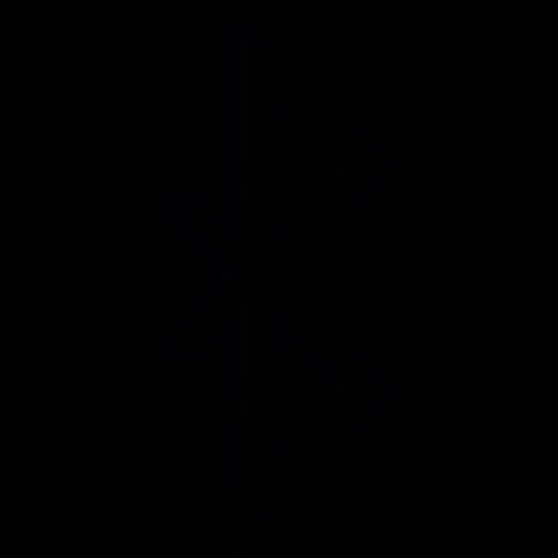 Bluetooth Symbol Png Icon