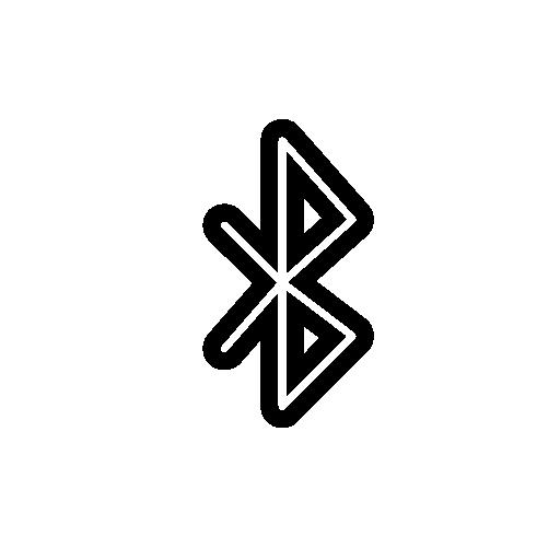 Bluetooth Logo Icon Free Icons Download