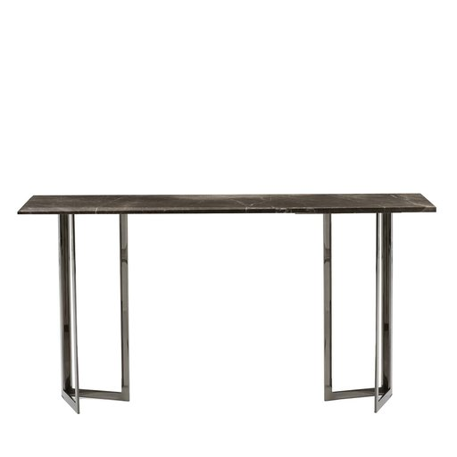 Blunt Tall Rectangular Console